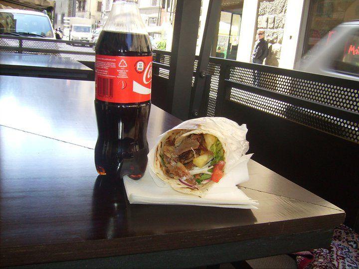 base da minha alimentação nas viagens