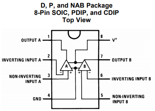 Overcurrent Protection Using Op Amp Simple Circuit Voltage Divider Power Supply Circuit