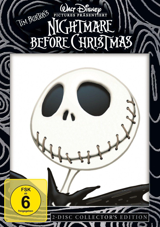 Tim Burton\'s Nightmare Before Christmas (FSK 6). #Halloween ...