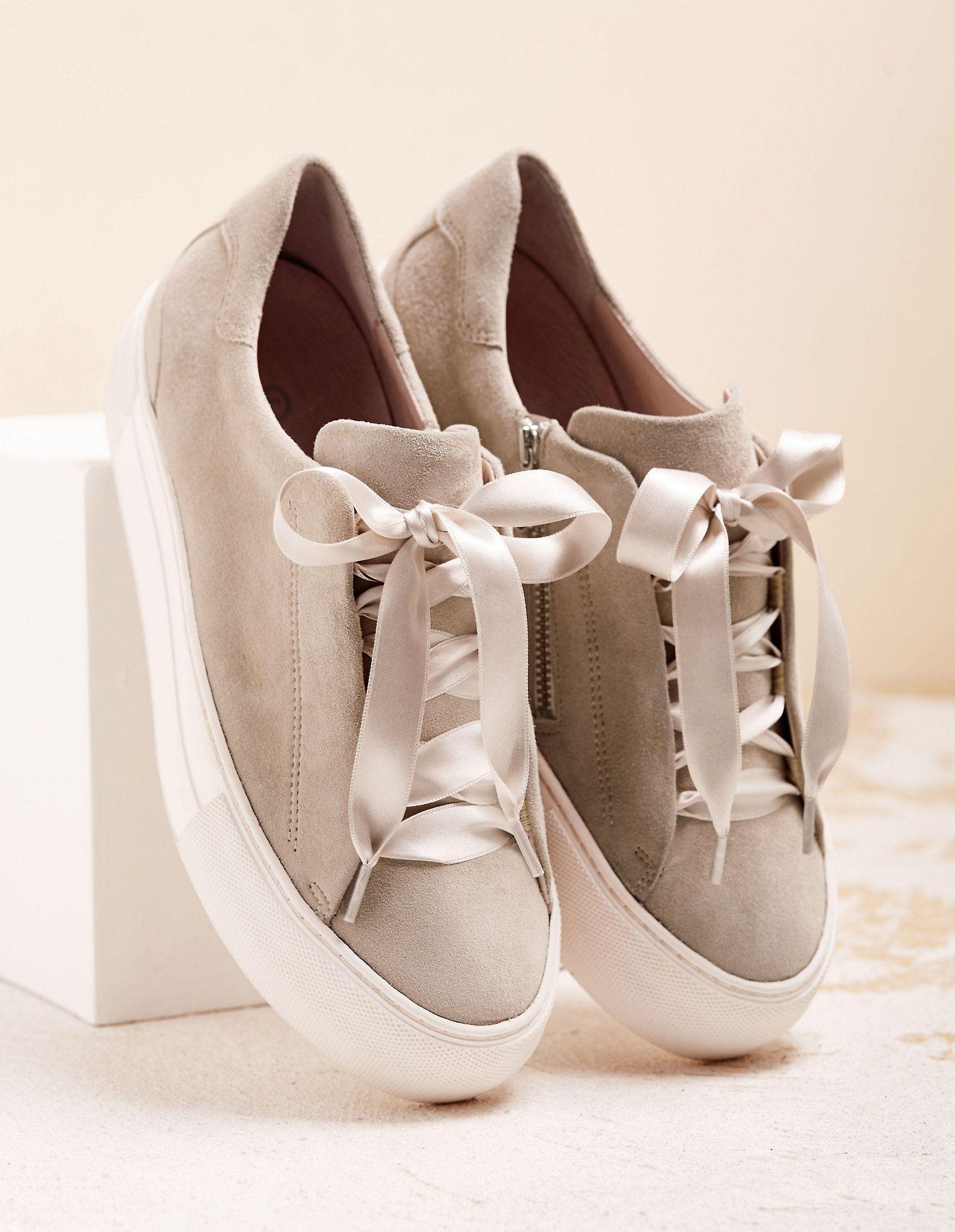 Deerberg Sneaker Romney | Damenschuhe sneaker, Sneaker