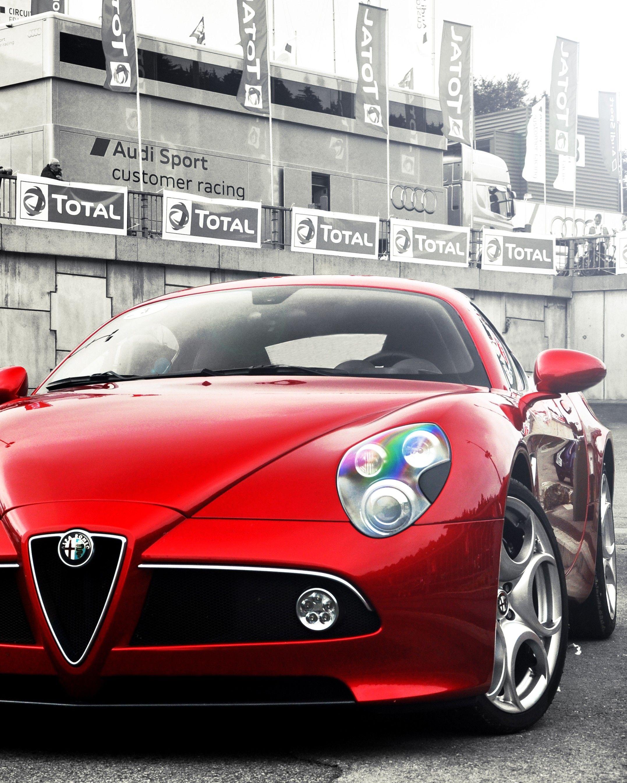 Alfa Romeo, Alfa Romeo 8c, Fiat