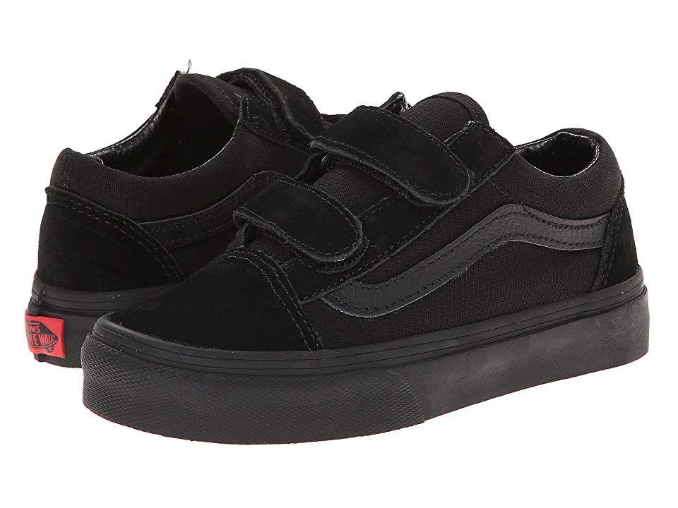 Little Kid/Big Kid) Boys Shoes Black
