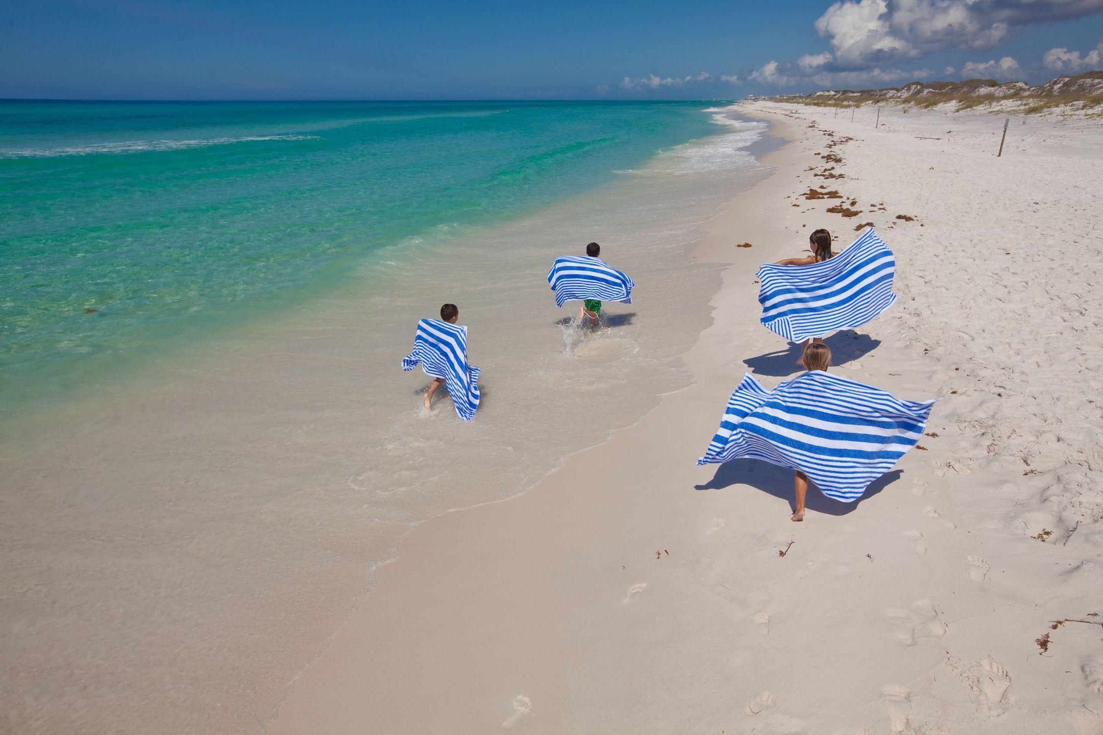 Beach Watercolor Fl South Walton 30a Gulf Gulf Coast