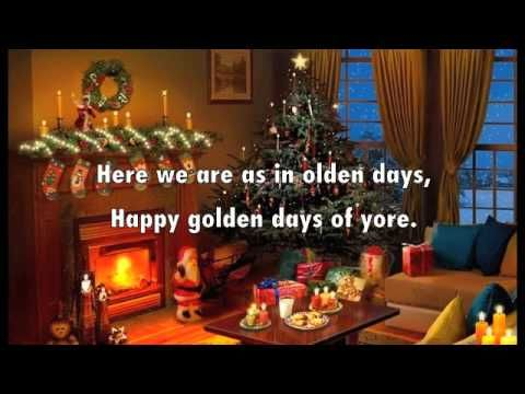 """""""Have Yourself a Merry Little Christmas"""" by Frank Sinatra (Lyrics) - YouTube 