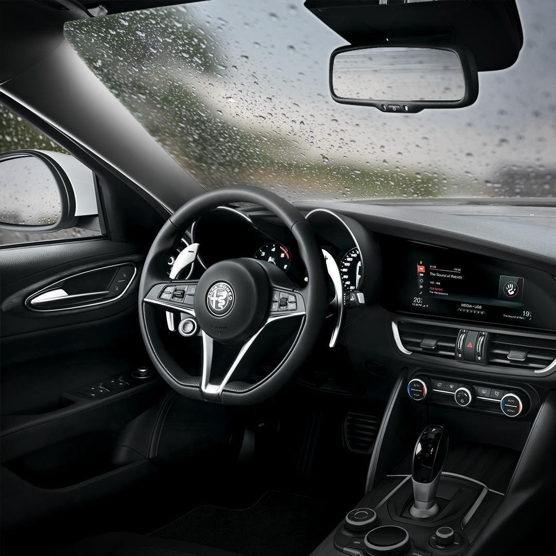 "Alfa Romeo On Instagram: ""Make The Raindrops Race On Your"