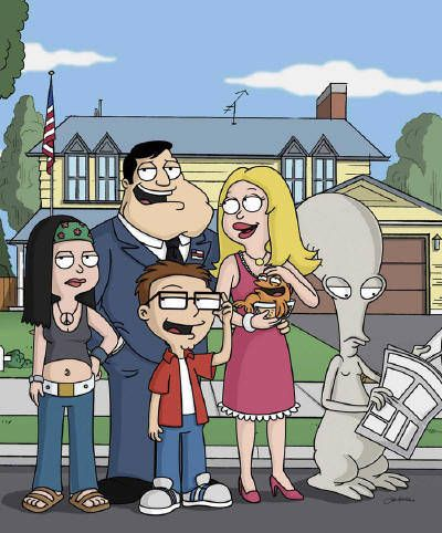 American Dad Family Guy Writers American Dad