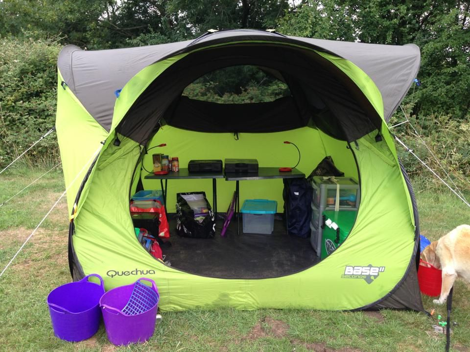 valbarley's image   Tent, Campout, Kitchen tent