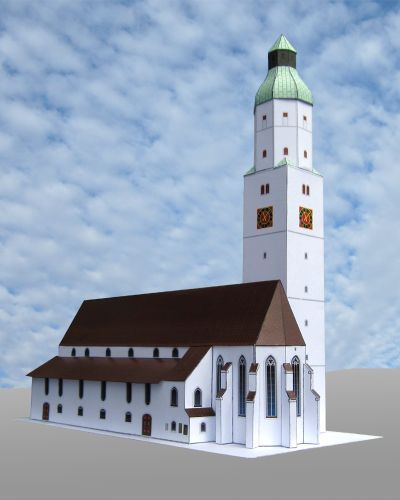 Martin Church Langenau download template Papieren
