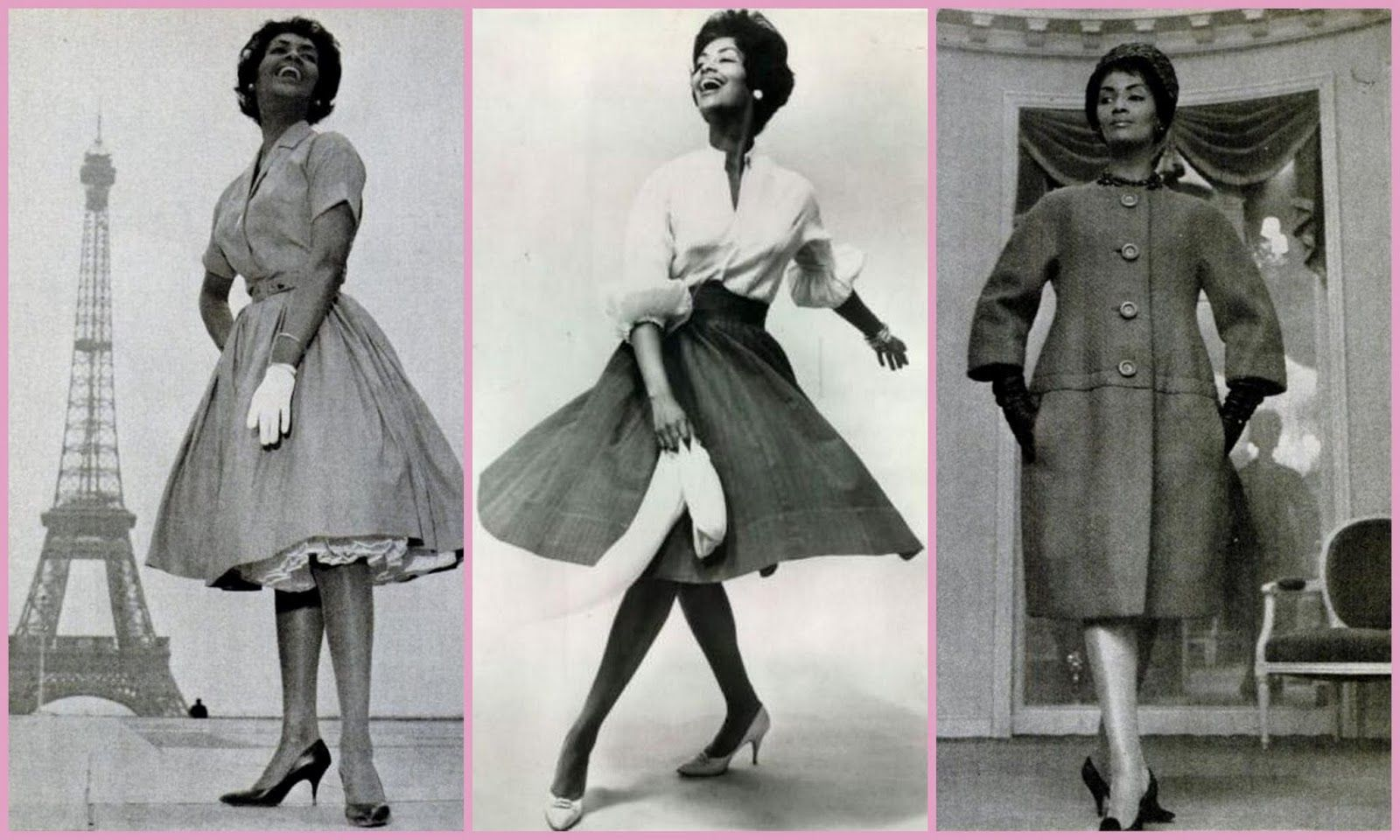 Black America In The 60s And 70s 60s African American Fashion