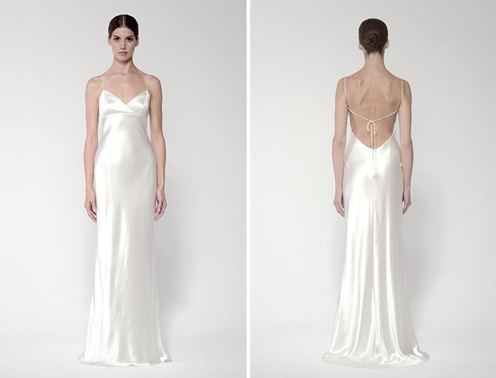 Bliss Monique Lhuillier: New Wedding Gown Styles