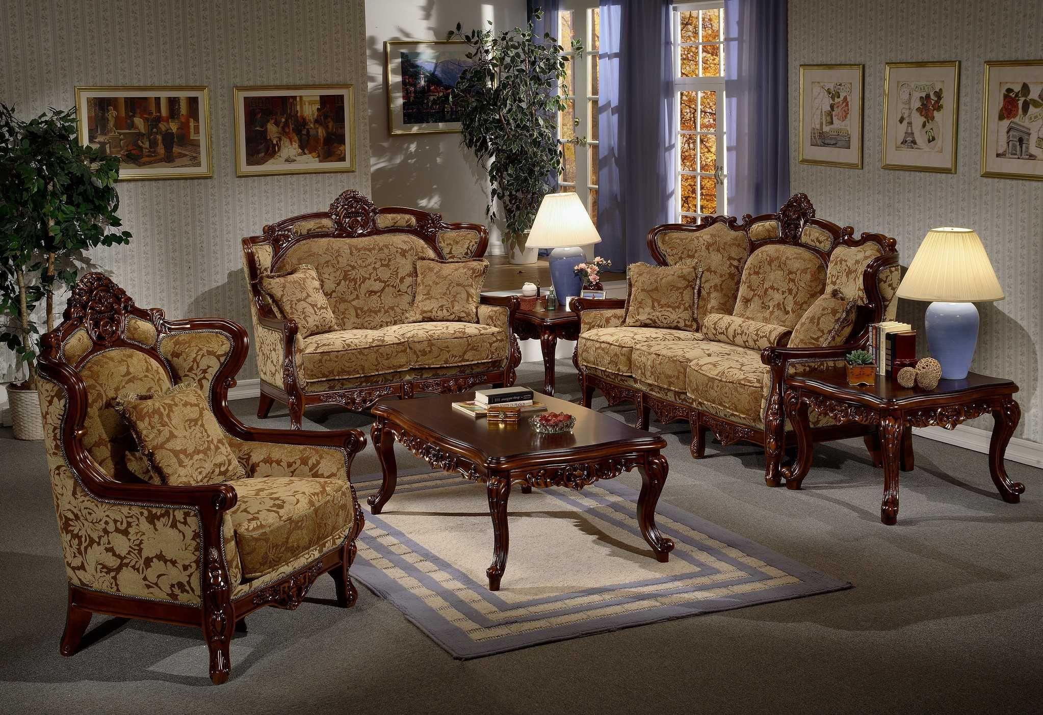 Italian Living Room Furniture 14