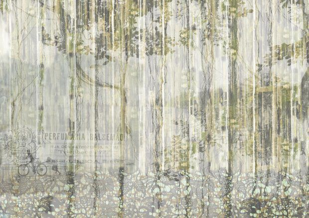 Somewhere // Pop Wall Covering   Illusions Collections by Glamora
