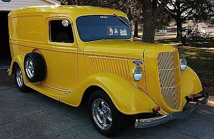 1936 Ford Panel For Sale Trucks For Sale Panel Truck Delivery Trucks For Sale