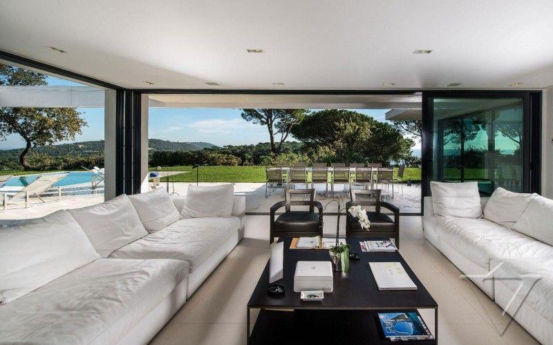 Villa st tropez homedsgn  daily source for inspiration and fresh ideas on interior design home decoration also luxury villas pinterest interiors rh