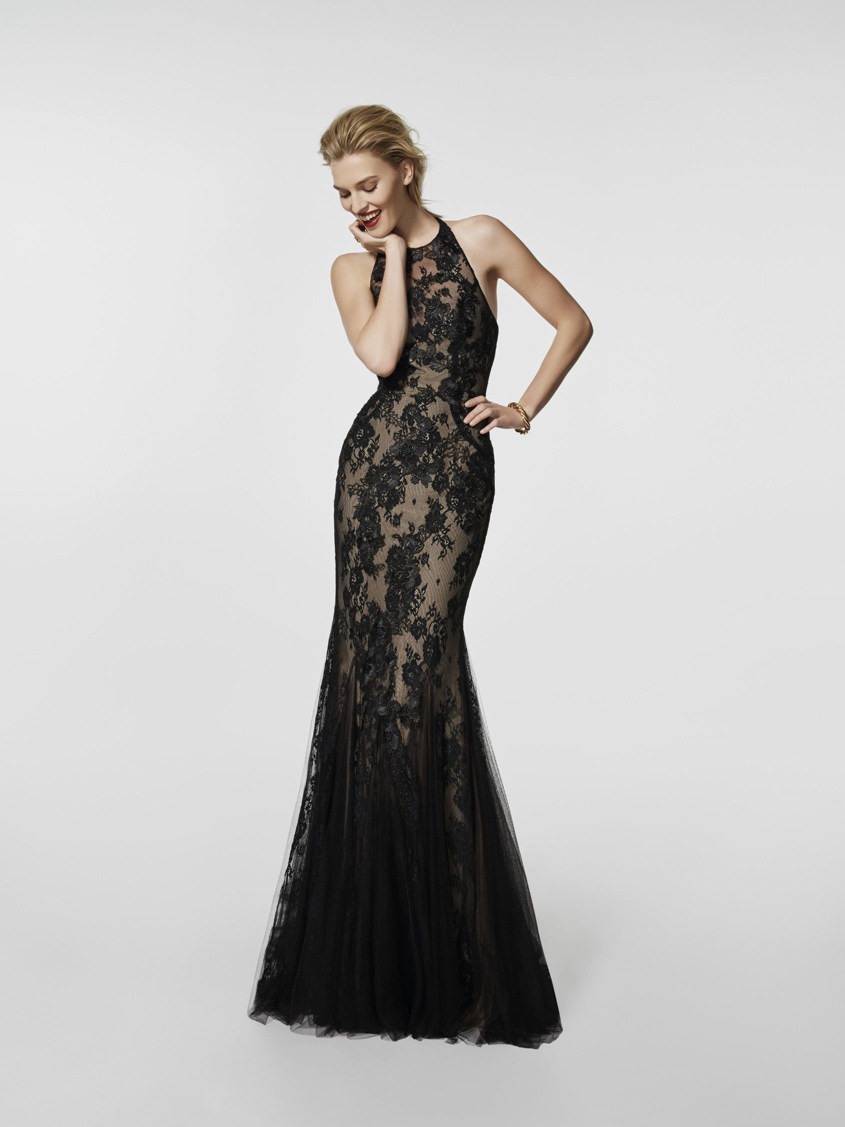 Black dress long - Are You Looking For A Cocktail Dress This Is A Long Black Dress Grace