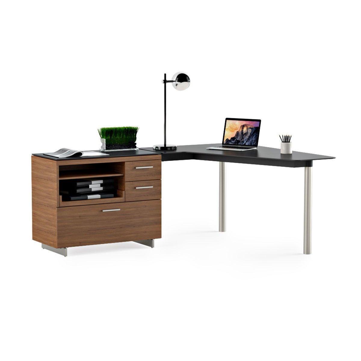 Bdi Sequel 6018r Peninsula Right Facing Indoor Furniture