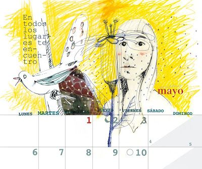 LaMariola :: DelaO* Calendario DelaO* 2013. delao.bigcartel.com