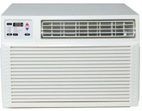 Amana Window Wall Air Conditioner Ae123e35axaa By Amana 489 00 Electronic Touchpad 10 700 Btu Electric Heat Capacity 280 Cfm 11 600 Btu Cooling Capacity