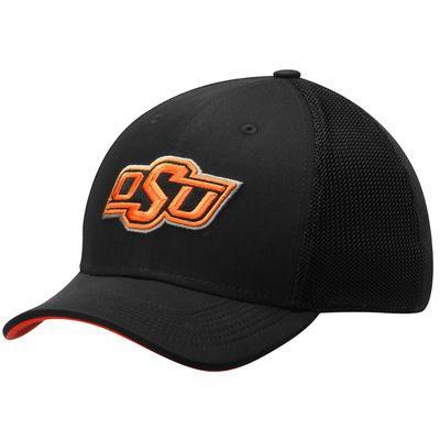 57ac7505ba0 Oklahoma State Cowboys Nike Performance L91 Mesh Back Swoosh Flex Hat -  Black