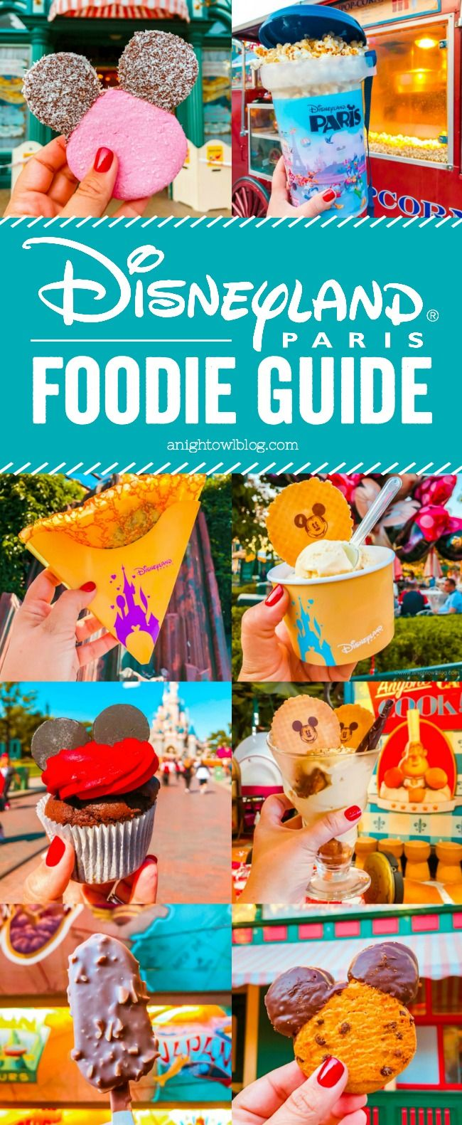 Best Things To Eat At Disneyland Paris