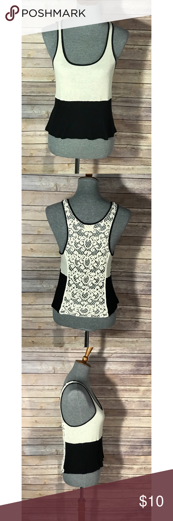 UO Tank top Flowy tank perfect for layering. Small stain