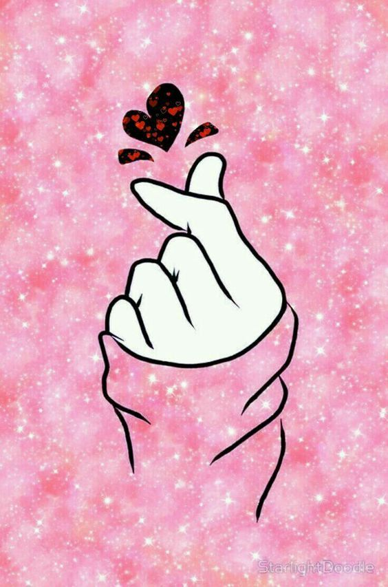 BTS Korean heart