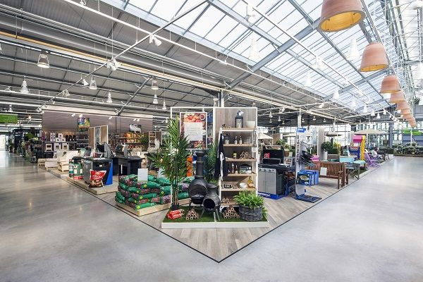 Design Showcase Wyevale S New Lifestyle Garden Centre Retail