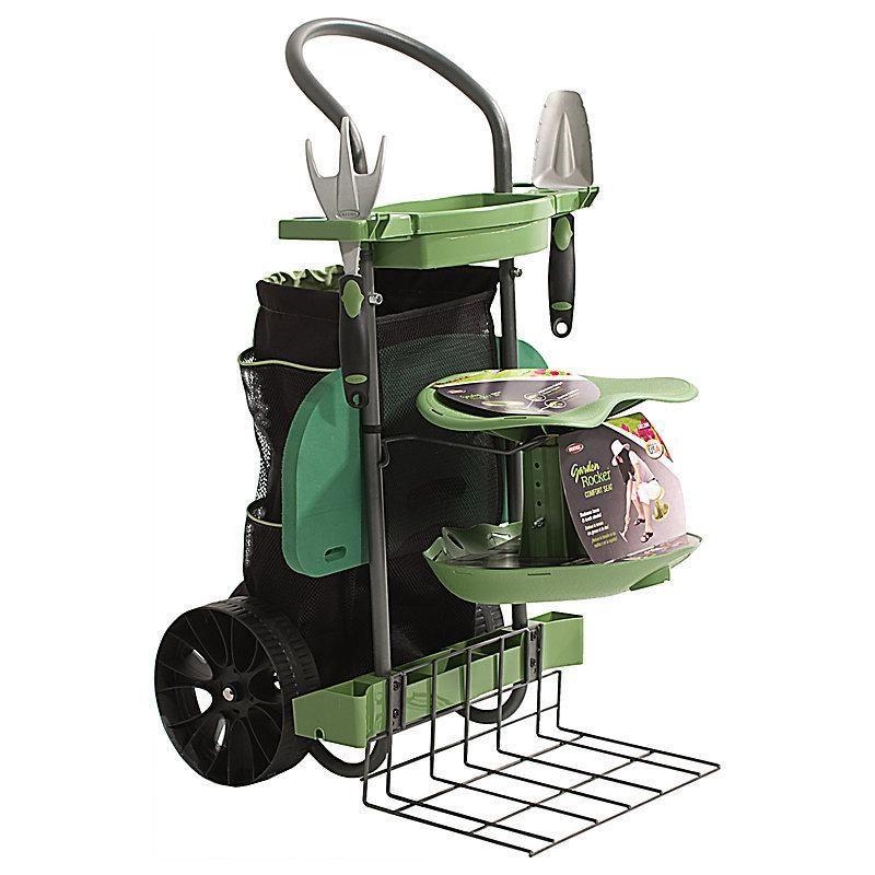 Carry All Gardening Cart Improvements Garden Set Garden Cart