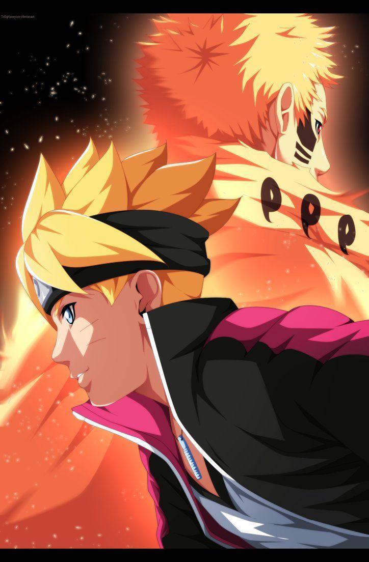 Boruto Naruto Next Generations By Tofiqhuseynov Deviantart Com On Deviantart Naruto Shippuden Anime Naruto Anime Naruto