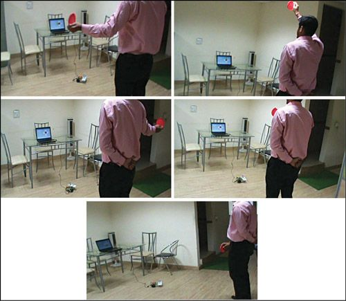 Colour Sensing Robot with MATLAB   ARDUINO   Electronics