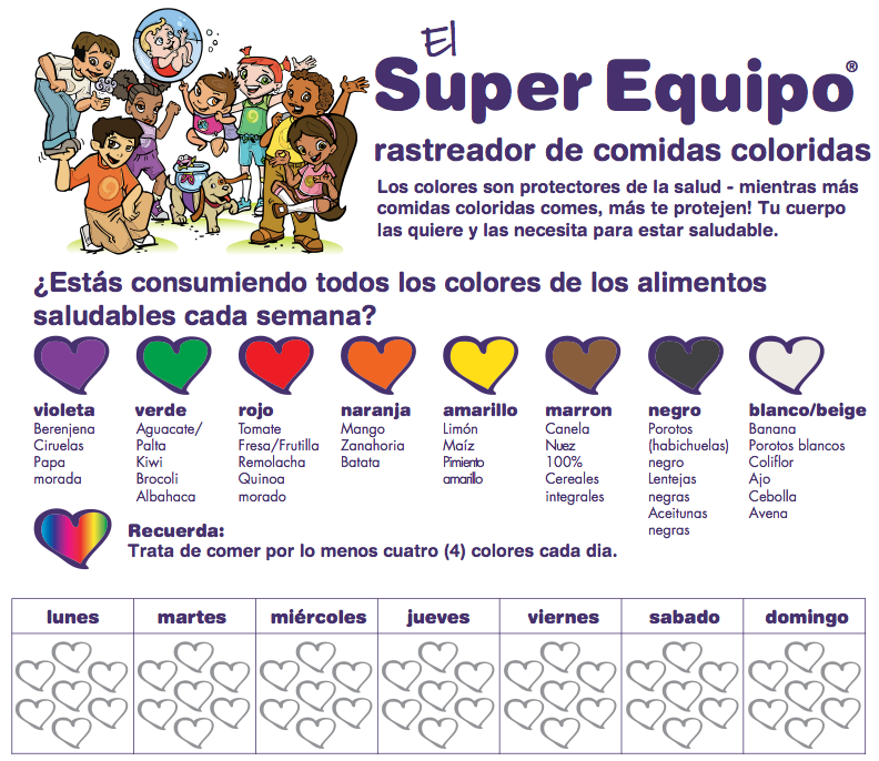 Spanish Speaking Students or Kids? Check out the Super Crew ...