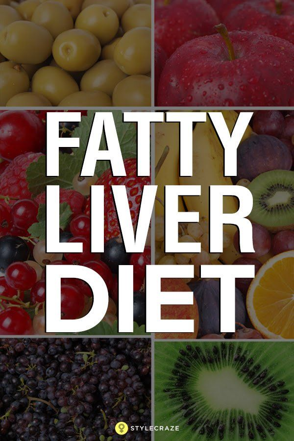 Evidence-Based Fatty Liver Diet – Diet Plan And Fo