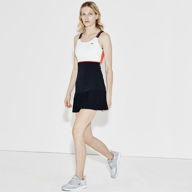 Women S Lacoste Sport Tennis Dress Lacoste Lacoste Women Tennis Dress Tennis Clothes