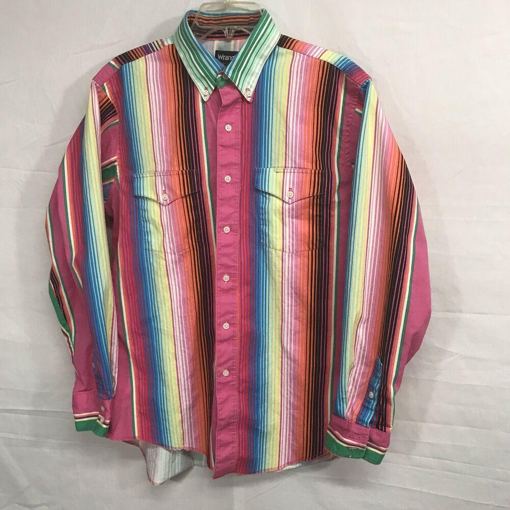 $145 Polo Ralph Lauren Mens Brown Striped Classic Fit Button Down Dress Shirt