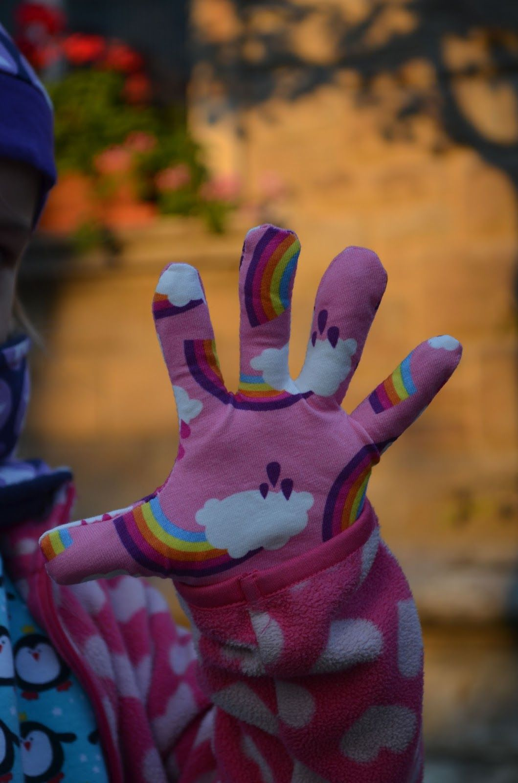 Auch im Herbst kann man schon mal richtig kalte Finger kriegen ...
