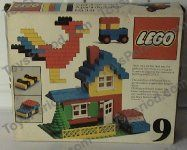 Lego Systems, this is one toy that has really stood the test of time.