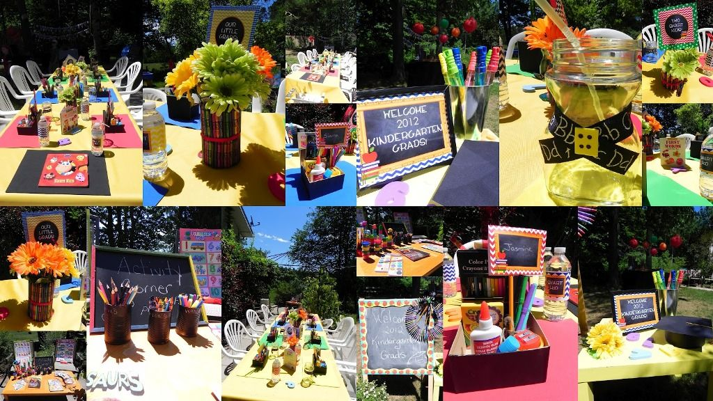 graduation party ideas for