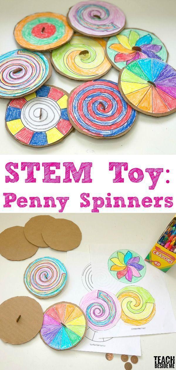 Pin by Ducky Downloads on Art in 2020   Preschool stem ...