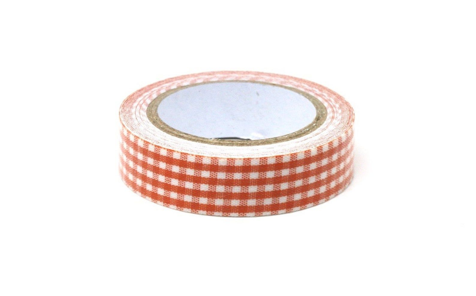 3m Masking Tape Red Brown Checkered Cotton Ribbon Decoration Ribbon Color Brown White Size 15mm Tb004 In 2020 Ribbon Decorations Masking Tape Ribbon Colors