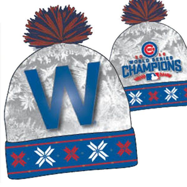 a1c81380 closeout chicago cubs world series stocking cap 48d6a 4cf7e