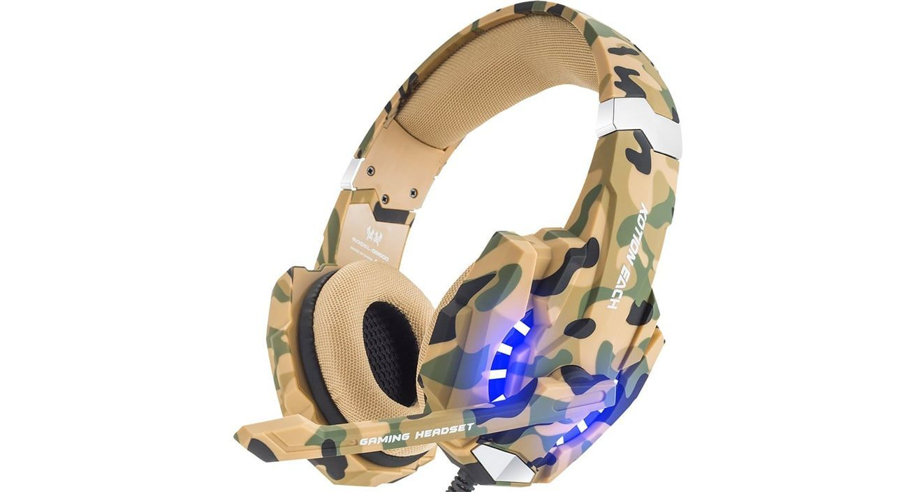 25 99 Bengoo G9000 Is The Bestselling Gaming Headset Right Now Best Gaming Headset Gaming Headset Gaming Headphones