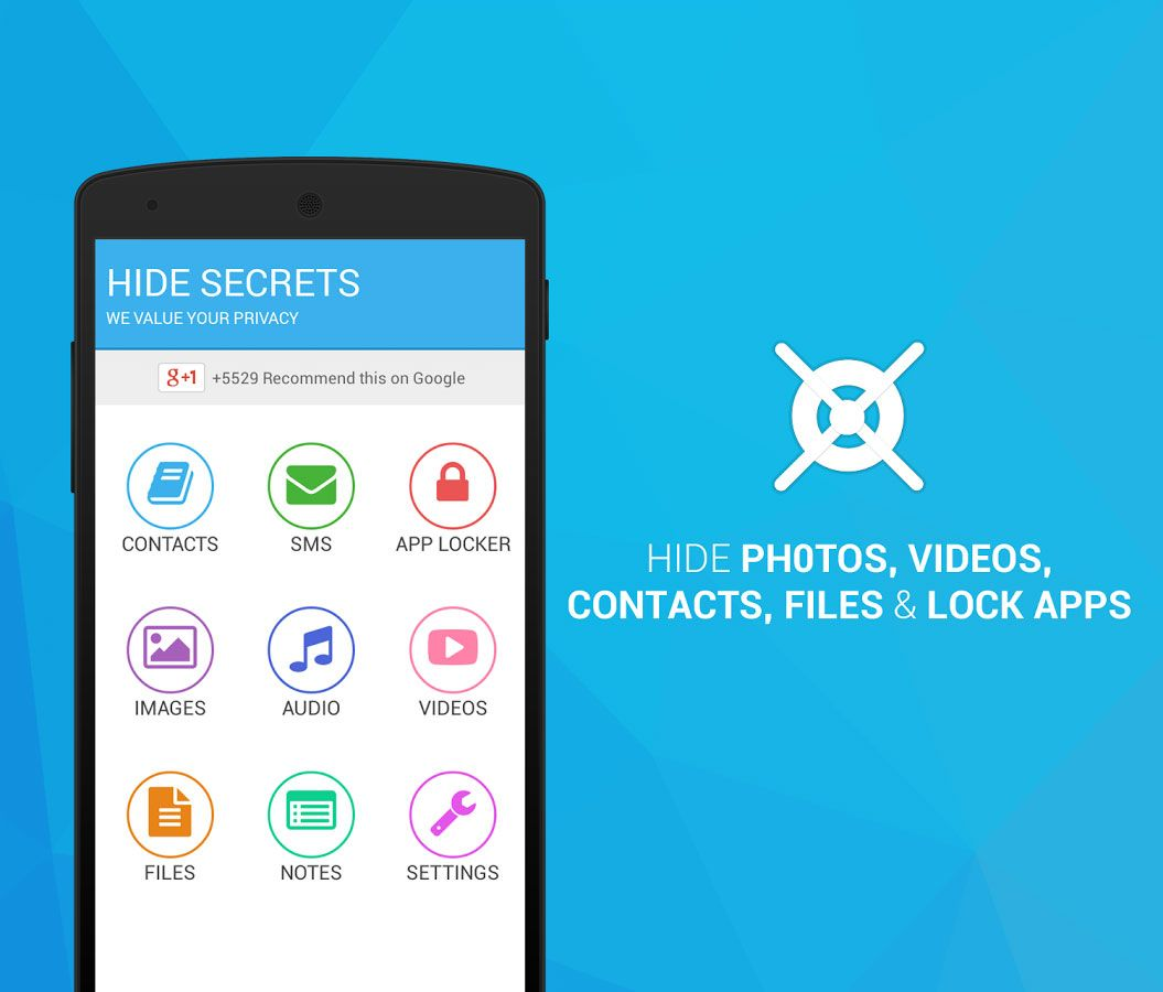 secret app to hide photos