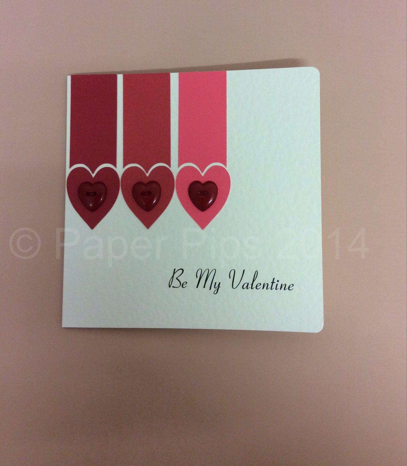 valentines day card - Valentines Day Cards Pinterest