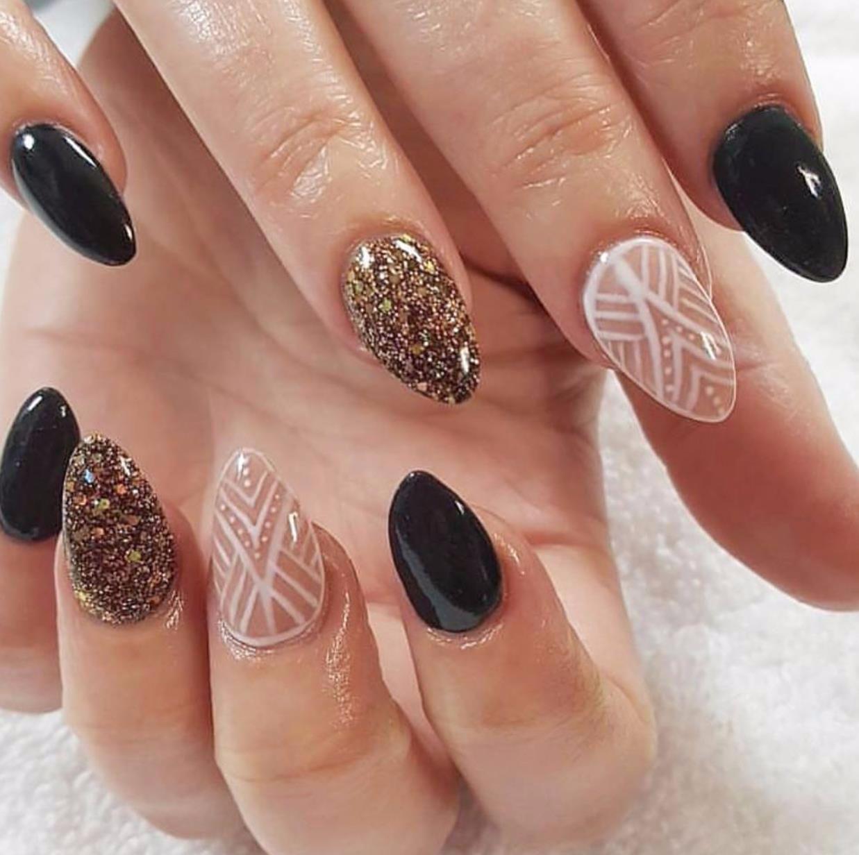 Polygel New Set $65 | Nail Art Ideas | Pinterest | Salon software ...