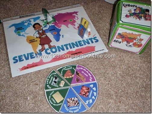 Continents Game For Preschool And Kindergarten First Grade - Free geography games