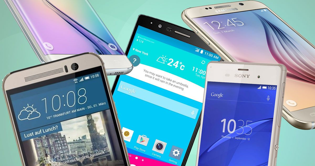 Best android phones 2020 which googlepowered phone