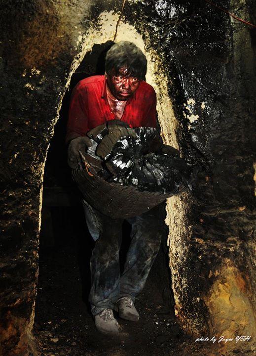 Charcoal Worker #Taiwan
