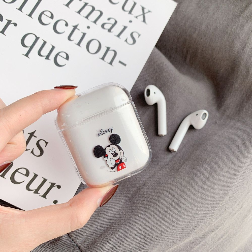 Cute Silicone Apple AirPod Case   Silicone Covers for Apple