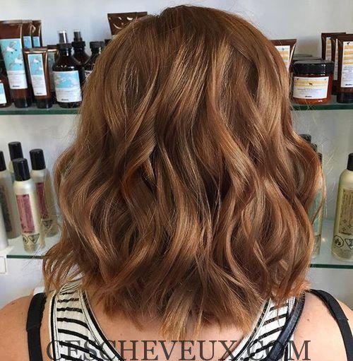 Couleur cheveux niveau 6