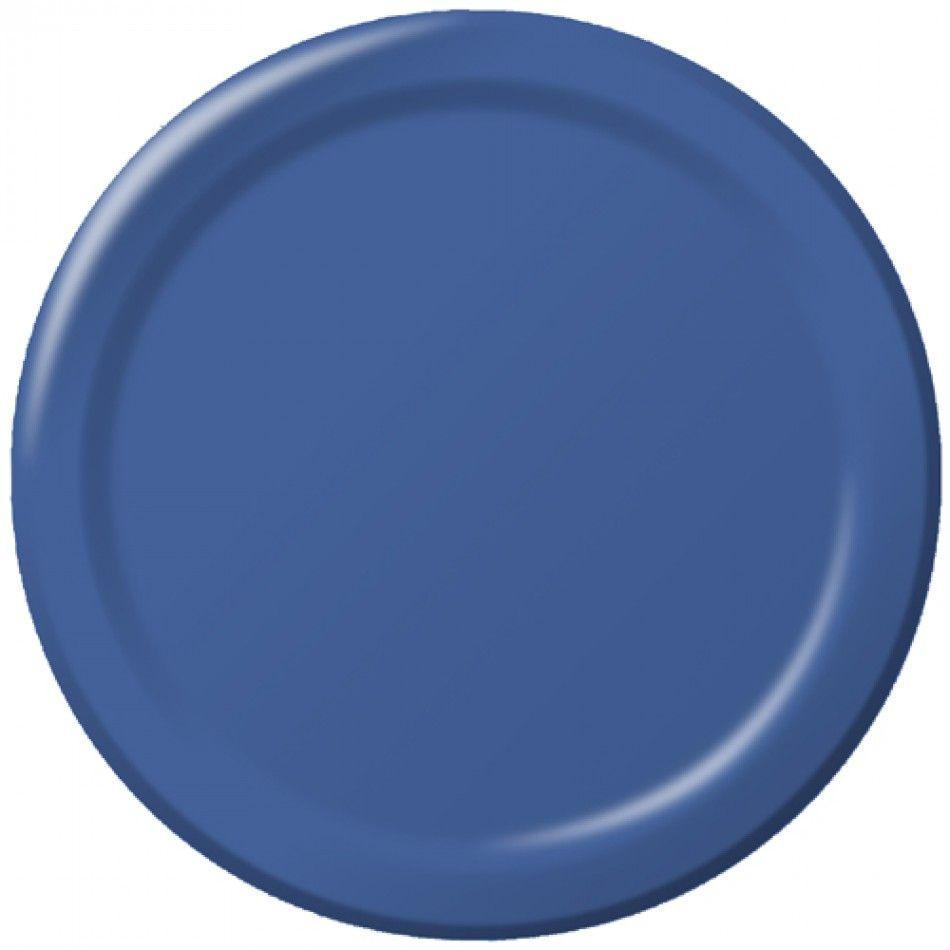 10.25 Dinner Paper Plates - True Blue [224-50145B Blue Paper Plate]   sc 1 st  Pinterest & 10.25 Dinner Paper Plates - True Blue [224-50145B Blue Paper Plate ...
